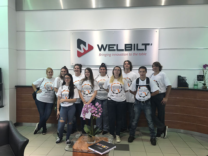 Welbilt Manufacturing Day